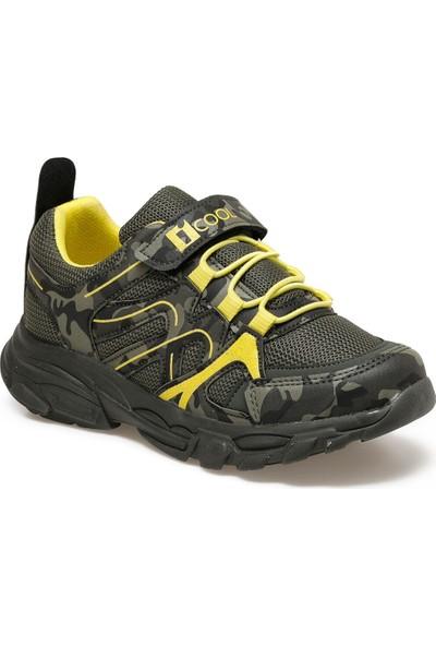 I Cool Hugo Kamuflaj Erkek Çocuk Yürüyüş Ayakkabısı