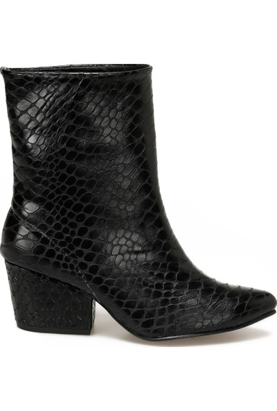Butigo Davis Siyah Kadın Çizme