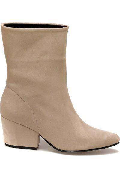 Butigo Davis Bej Kadın Çizme