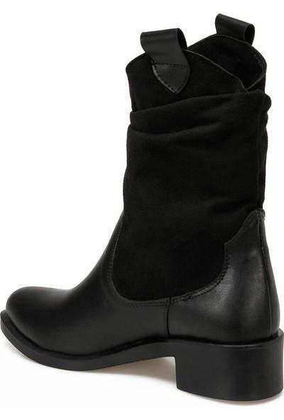 Butigo Nodoka Siyah Kadın Çizme