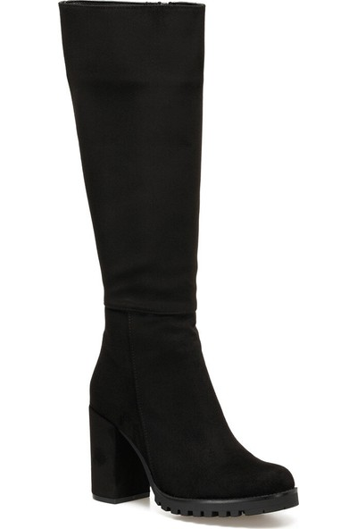 Butigo 19Sf-2094 Siyah Kadın Çizme
