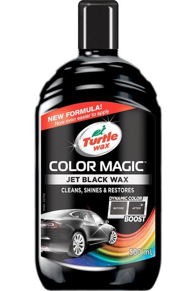 Turtle Wax Jet Black Renkli Cila Siyah 500 ml