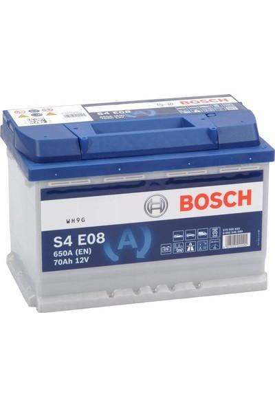Bosch Akü 12V 70AH Efb 760 Cca Start-Stop Araç Aküsü S4