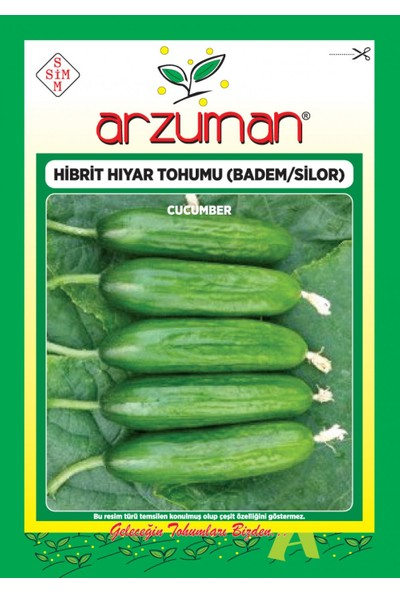 Arzuman Hibrit Salatalık