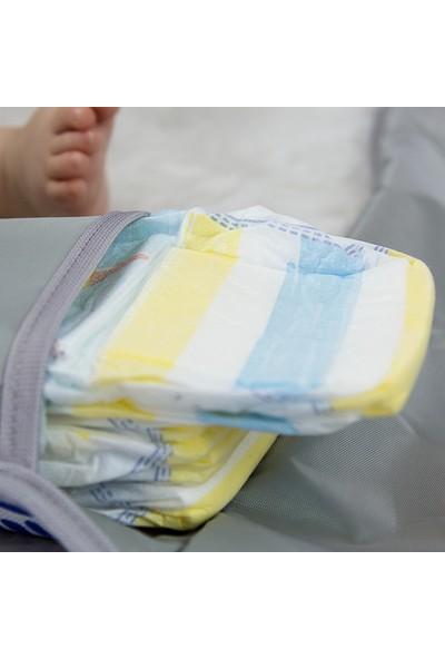 Hamur Bebek Alt Açma Minderi Bakım Çantası Baby Girl