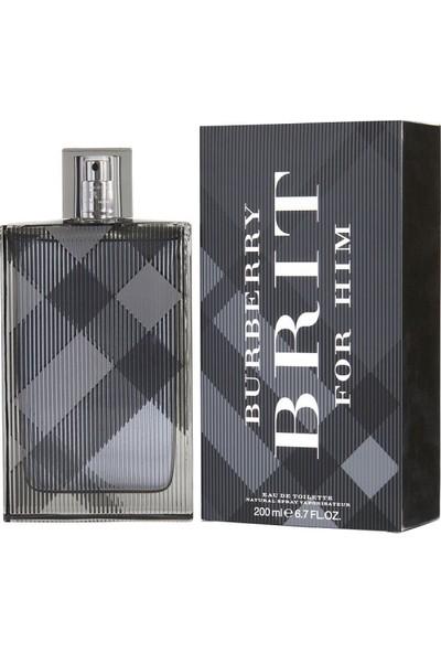 Burberry Brit Edt 200 ml Erkek Parfüm