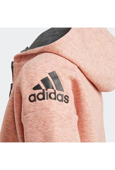 Adidas Yg Id Stadium H Pembe Kız Çocuk Sweatshirt