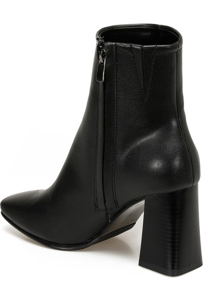 Butigo 19Sf-2062 Siyah Kadın Topuklu Bot