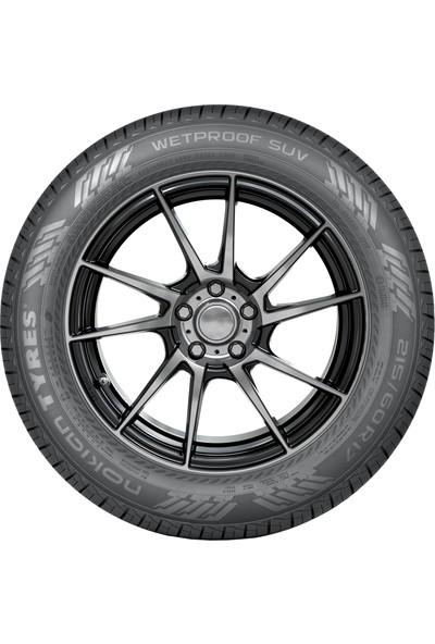 Nokian Wetproof SUV 215/65 R16 102H XL Yaz Lastiği (Üretim Yılı: 2020)