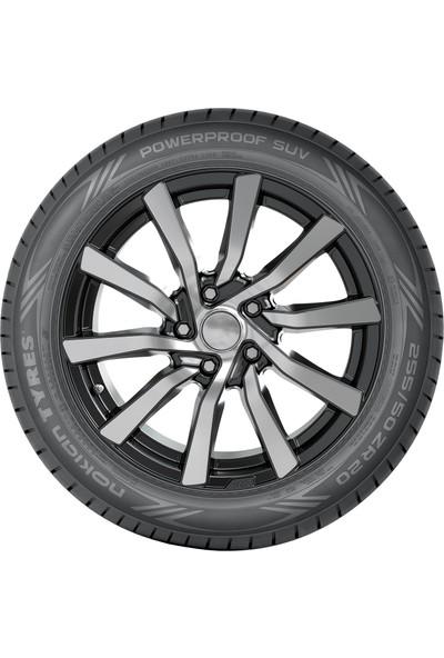 Nokian Powerproof SUV 255/55 ZR20 110Y XL Yaz Lastiği (Üretim Yılı: 2020)
