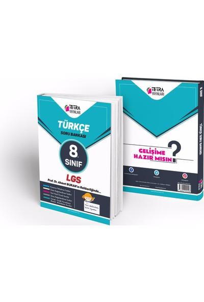 Tetra Yayınları Türkçe 8. Sınıf LGS Soru Bankası