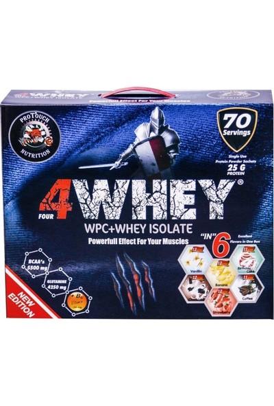 Protouch Nutrition Whey Protein Tozu 2450 gr 70 Şase 6 Aromalı