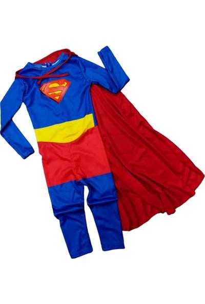 Tarz Kids Süperman Çocuk Kostüm