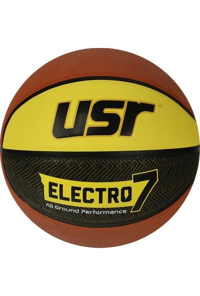 Usr Electro7 Kauçuk 7 No Basketbol Topu