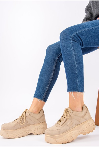 Fox Shoes Ten Kadın Sneakers H267014202