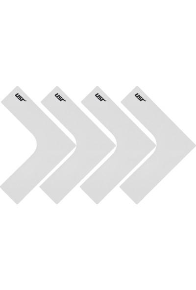 USR KYB 4 lü Köşe Yer İşareti Seti Beyaz