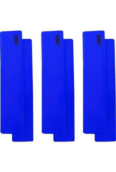 USR DYM 6 lı Düz Yer İşareti Seti Mavi