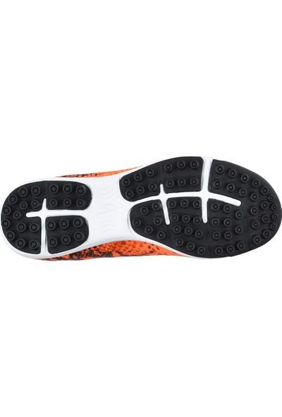 Lig Cobra Faylon Halı Saha Ayakkabısı 55 Turuncu