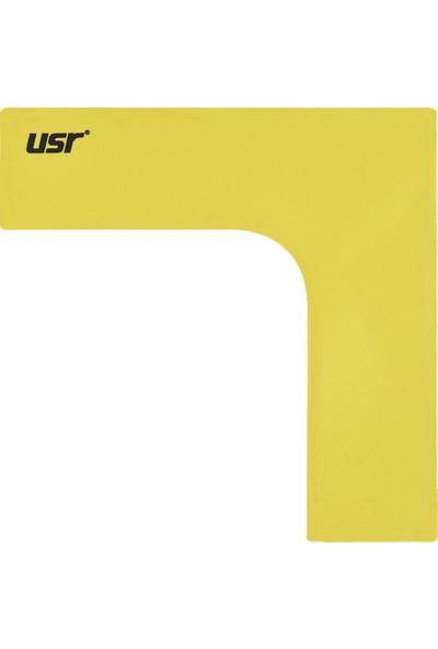 USR KYS 4 lü Köşe Yer İşareti Seti Sarı