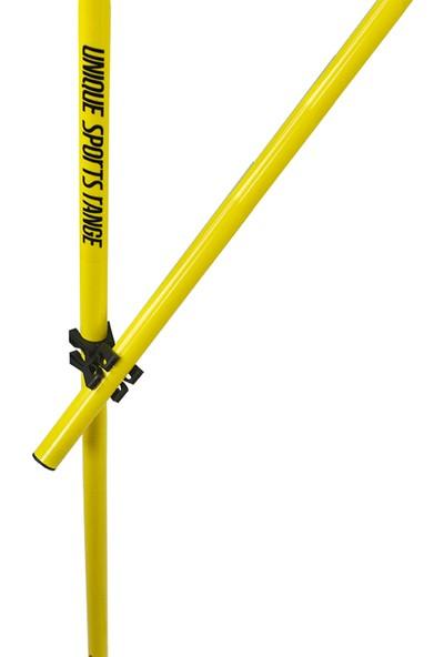 USR 251603 3 lü Slalom Çubuk ve Kelepçe Seti 160 Cm