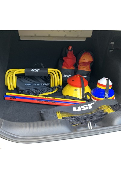 USR AC48S 48 li Küçük Boy Antrenman Çanak Seti