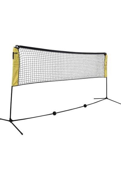 USR SBS1 Portatif Badminton File Seti