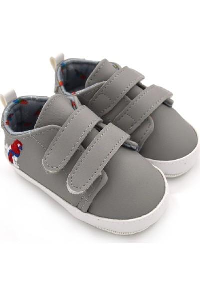 Funny Baby Bağcıklı İlk Adım Ayakkabı 7038 18