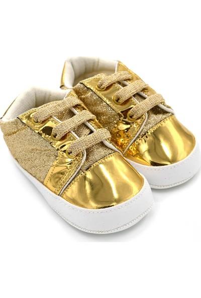 Funny Baby Bağcıklı İlk Adım Ayakkabı 7013 18