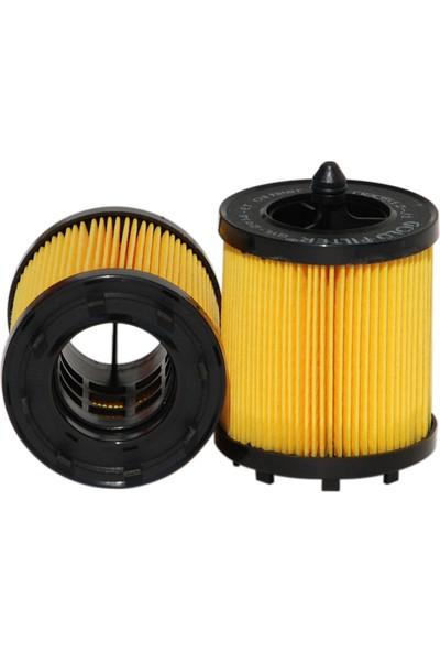 Gold Filter Opel Vectra-B (1995 - 2002) - Vectra-C (2002 -…) 2.2 16V Yağ Filtresi