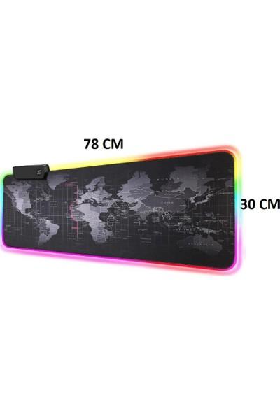 Appa Dünya-1 Rgb 78X30CM Mouse Pad