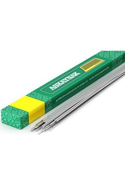 Askaynak As Tıg ALSI12 Alüminyum Kaynak Teli 2,00 mm 1 kg
