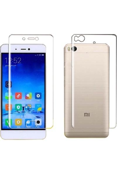 Microcase Xiaomi Mi 5S Full Ön Arka Kaplama TPU Soft Filmi