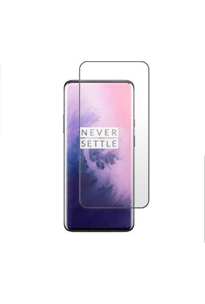 Microcase OnePlus 7 Pro Full Ön Kaplama TPU Soft Filmi