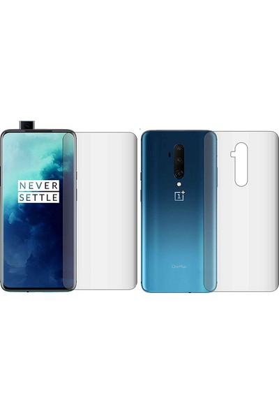 Microcase OnePlus 7T Pro Full Ön Arka Kaplama TPU Soft Filmi