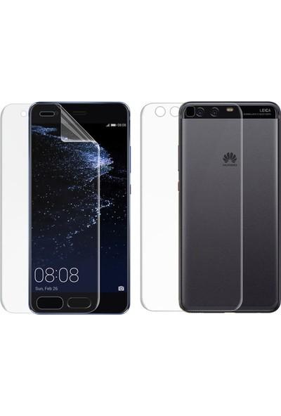 Microcase Huawei P10 Plus Full Ön Arka Kaplama TPU Soft Filmi