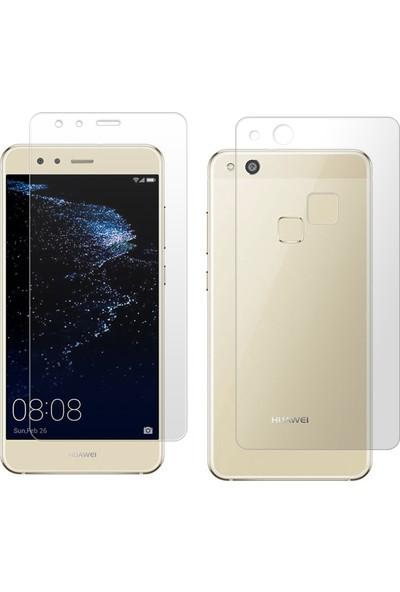 Microcase Huawei P10 Lite Full Ön Arka Kaplama TPU Soft Filmi