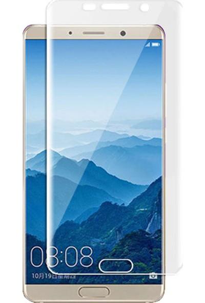 Microcase Huawei Mate 10 Full Ön Kaplama TPU Soft Filmi