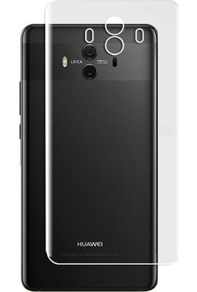Microcase Huawei Mate 10 Full Arka Kaplama TPU Soft Filmi