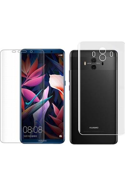 Microcase Huawei Mate 10 Pro Full Ön Arka Kaplama TPU Soft Filmi
