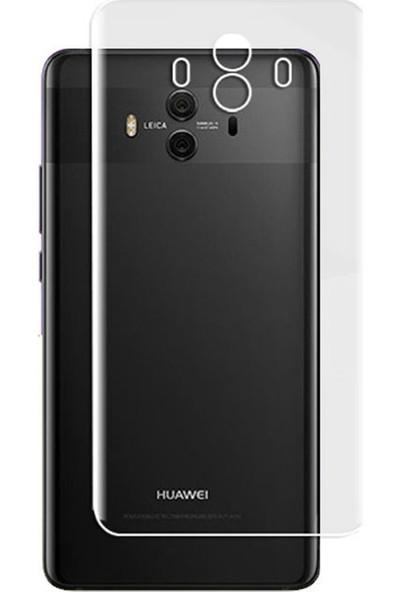 Microcase Huawei Mate 10 Pro Full Arka Kaplama TPU Soft Filmi