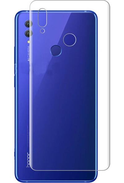 Microcase Huawei Honor Note 10 Full Arka Kaplama TPU Soft Filmi
