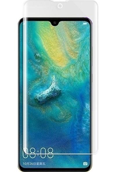 Microcase Huawei Mate 20 Full Ön Kaplama TPU Soft Filmi