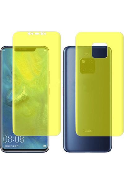 Microcase Huawei Mate 20 Pro Full Ön Arka Kaplama TPU Soft Filmi