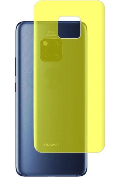 Microcase Huawei Mate 20 Pro Full Arka Kaplama TPU Soft Filmi