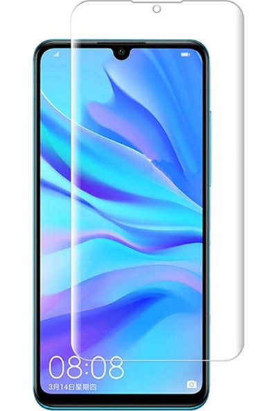 Microcase Huawei P30 Full Ön Kaplama TPU Soft Filmi