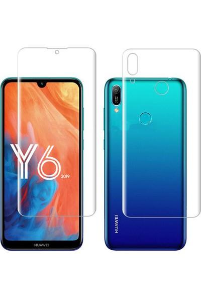 Microcase Huawei Honor 8A Y6 2019 Y6 Pro 2019 Full Ön Arka Kaplama TPU Soft Filmi