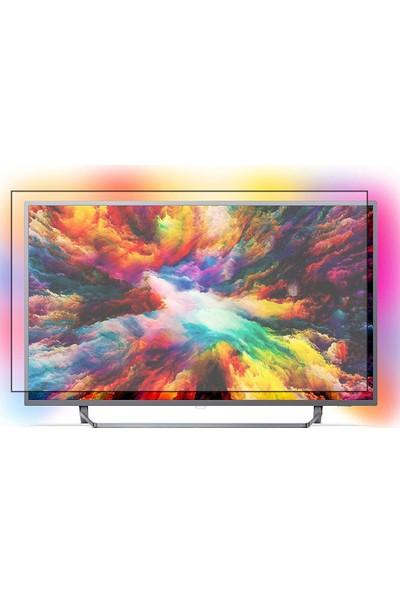 "Bestoclass Philips 50PUS7303 50"" 127 Ekran - TV Ekran Koruyucu"