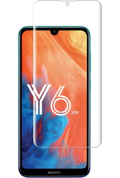 Microcase Huawei Honor 8A Y6 2019 Y6 Pro 2019 Full Ön Kaplama TPU Soft Filmi