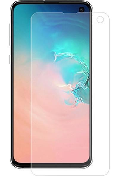 Microcase Samsung Galaxy S10e Full Ön Kaplama TPU Soft Filmi