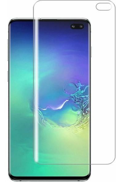 Microcase Samsung Galaxy S10 Plus Full Ön Kaplama TPU Soft Filmi